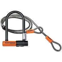 Kryptonite Evolution Mini 7 U-Lock and Cable