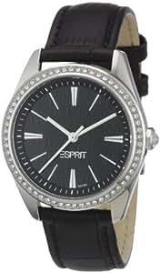 Esprit Damenuhr mila black A.ES102722004