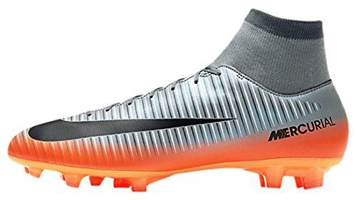 Nike Unisex-Erwachsene Mercurial Victory VI CR7 DF FG Sneaker Mehrfarbig (Indigo 001) 42 EU