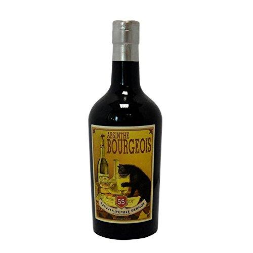 Absinthe Bourgeois 55° - Distillerie Les Fils d'Emile Pernot