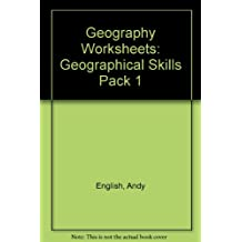 Geography Worksheets: Geographical Skills Pack 1