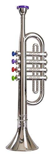 Simba 106836119 My Music World Tromba  Metallo