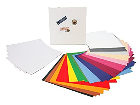 12 800 gommettes stickers autocollantes - La Manufacture du Pixel - Pixel Art, Loisir Créatif, Mosaïque, Fun ! - Créez à l