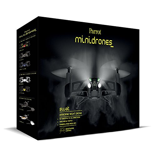 Parrot Airborne Night Drone Swat grau - 12