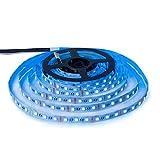 BTF-LIGHTING 5M 5050 RGBWW 4 in 1 RGB +Warm White stri Mischfarbe 60leds/m IP30 Nicht-wasserdichtes 300LEDs Band-Lampen Mehrfarbige LED-Klebeband-Lichter