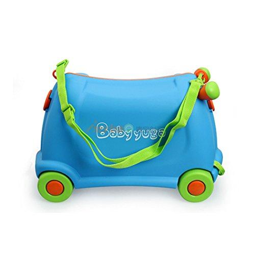 Giro dei bambini bagagli valigia/3-10, baby su contenitori di giocattolo