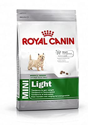 Royal Canin Mini Light Adult Dry Dog Food (+10 Months / 1-10kg)