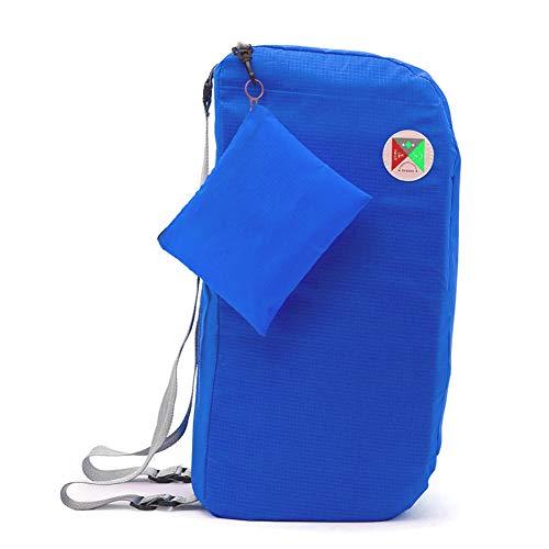 jesejo Packable Reisetasche Wasserdichte Reisetasche 41L Nylon Sport Gym Bag für Damen und Herren