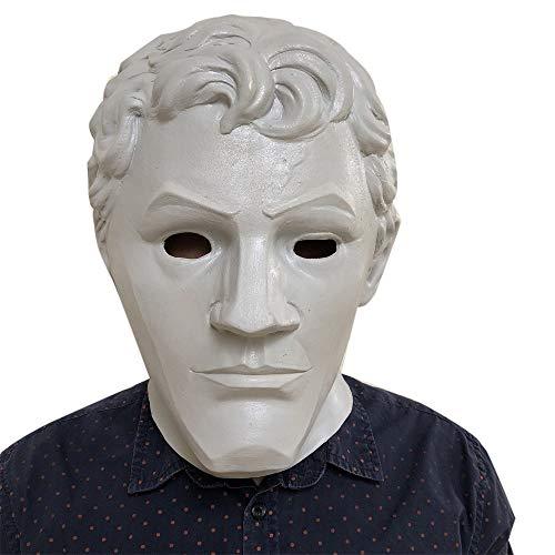 Scary Mask Spielzeug Cosplay Love Ranger schmelzen Gesicht Overhead Latex Kostüm Prop Funny für Maskerade-Partys, Kostümpartys,Karneval, Weihnachten, Ostern, Silvesterparty, Halloween ()