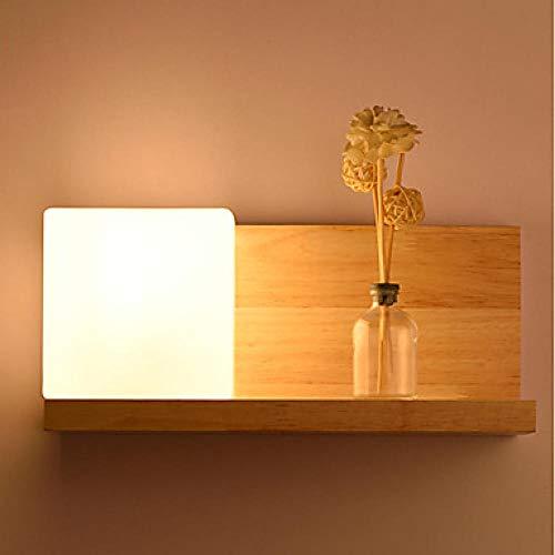 GYBYB LED/Moderne/Zeitgenössische Wandleuchten Holz/Bambus Wandleuchte 220-240V 3W / E27 @ Warmweiß_220-240V -