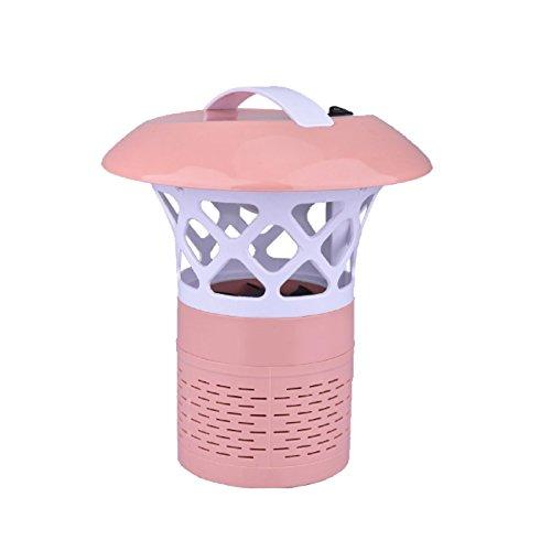 AMZH Light Touch La lámpara de carbón anti-mosquito llevó a los niños con las mujeres embarazadas Mosquito Killing lámpara de la habitación sin radiación Mute Insect Killer Lamp , b