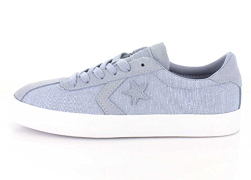 Converse Unisex Breakpoint Slub Knit Low Top Sneaker Blue Granite/Porpoise White