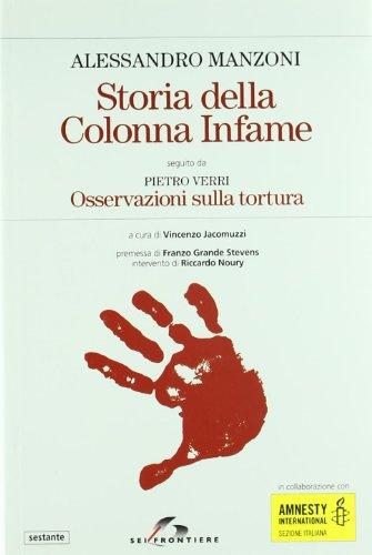 Storia della colonna infame-Osservazioni sulla tortura