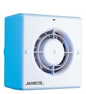Manrose cf100t extracteur d 39 air pour salle de bain ou for Extracteur pour salle de bain