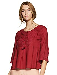 Rangriti Women's Tunic Top