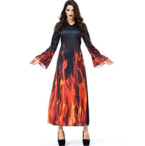 Halloween Kostüm Aus Tv Shows Und Filme - MSSugar Damen Hexe Halloween Kostüm für