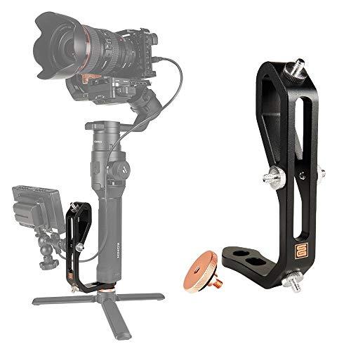 Simply Gimbal FMJ Gimbal Adapter für Monitore, Mikrophone etc Gimbal-adapter