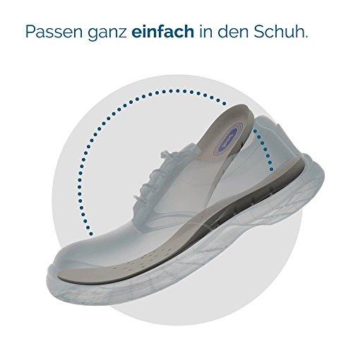 Scholl Einlegesohlen Gel Activ Work (Gr.40-46.5), 1 Paar - 6