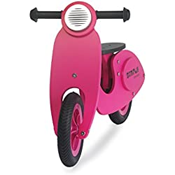 Scooter sin pedal sin hijos