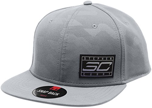 Under Armour Men's Ua Sc30 Snapback Flat Brim Cap