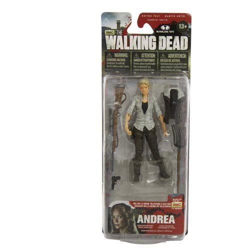 Walking Dead Tv Series 4 Andrea Af
