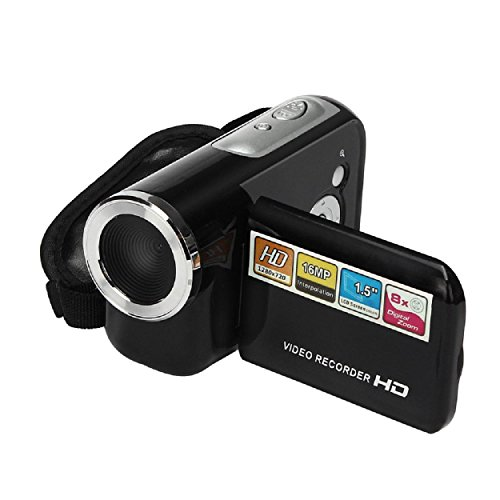 Yogogo 1,5-Zoll-TFT 16MP 8X Digital-Zoom-Video-Camcorder DV-Kamera