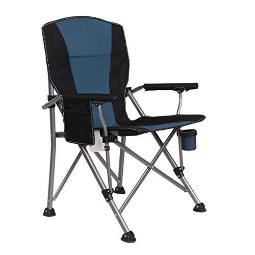 CGF-Faltstuhl Klappstuhl Klappstuhl Camping Stuhl Strandkorb Schwerelosigkeit Tragbare Becherhalter und Aufbewahrungstasche Strand Camping Angeln Garten Schlafzimmer (Multicolor) (Farbe : #3)