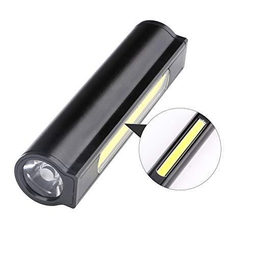 Multifunktionale COB Arbeitsleuchte USB Aufladung Reparatur Taschenlampe Wasserdicht Auto Reparatur Licht Zuhause Outdoor Notlicht (Telefon-haken-schalter)