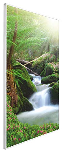 INFRAROT-HEIZUNG 600W- 60x100cm-Bild-Heizung Heiz-Panel Elektro-Heizung Heiz-Körper kaufen  Bild 1*