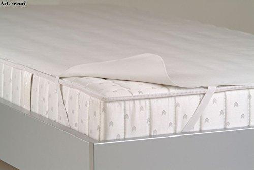 BNP Bed Care securi - Matratzen-Auflage mit Nässeschutz 200x200 cm - Home-securi