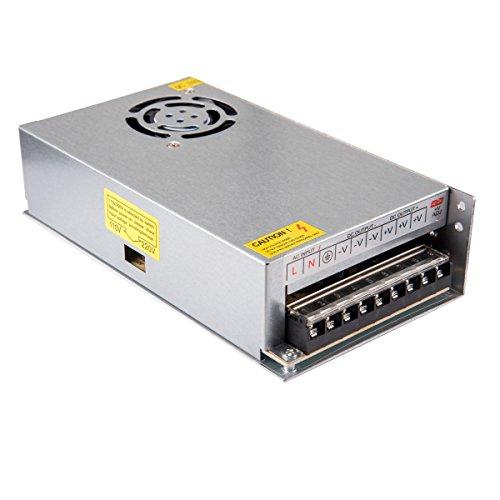 12V 20A 240W Netzteil, TASVICOO Schaltnetzteil Transformator Trafo Wandler mit Temperatursensor für 3D Drucker LED-Leuchten Ventilatoren CCTV und Weitere 12V Geräte