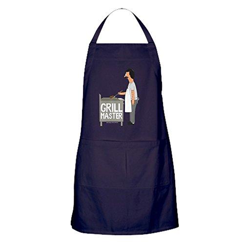 Burger Grill Master-Küche Schürze mit Taschen ()