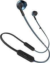 JBL Tune 205BT Cuffie Wireless, Auricolari Bluetooth Senza Fili con Microfono e Telecomando a 3 Pulsanti, per Musica, Chiamate e Sport, Fino a 6h di Autonomia, Blu