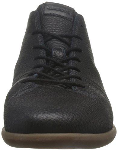Geox U New Do A, Scarpe Uomo Nero (Black)