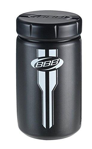 BBB Tools&Tubes BTL-18 (L) - Bote para herramientas de bicicleta, color negro, Talla:600ml