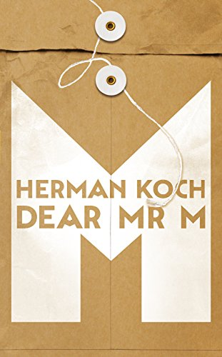 Dear Mr. M. [Paperback] [Jan 01, 2017] Herman Koch