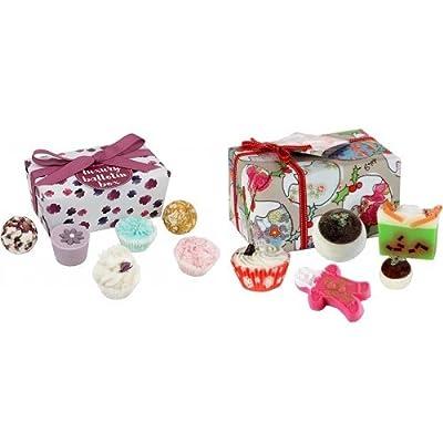 Bomb Cosmetics Luxury Ballotin Assortment Bath Gift Set