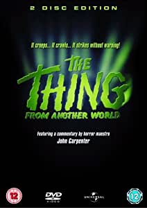 The Thing from Another World 2-disc edition [DVD]