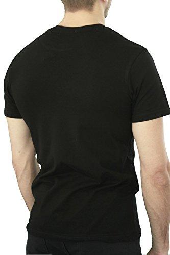CALVIN KLEIN - Herren Kurzarm T-shirt J31J30225I Schwarz