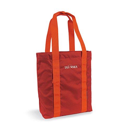 Tatonka Unisex Shopping Bag Tasche Redbrown