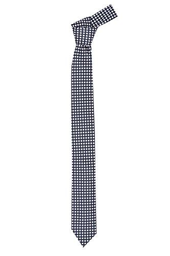 BOSS Krawatte Tie 6 cm für Herren in Blau