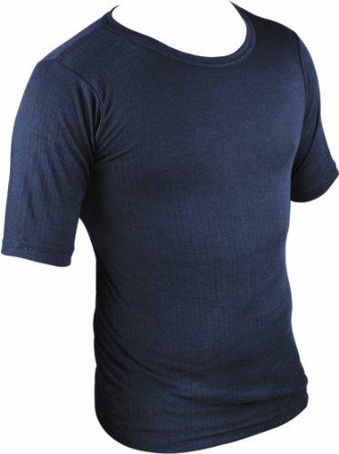 highlander-maglietta-termica-a-maniche-corte-strato-base-da-uomo-blu-blu-navy-large