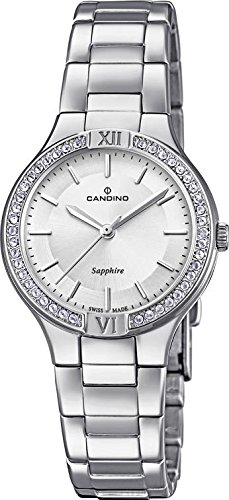 Candino Casual Afterwork C4626/1 Wristwatch for women Swiss Made
