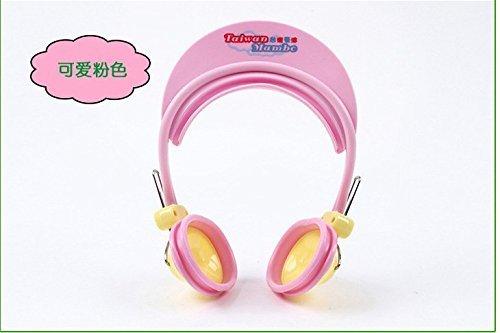 Romote impermeable de plástico de la protección auditiva del oído almohadillas cubierta del protector de las orejeras de pelo baño de tinte Ducha