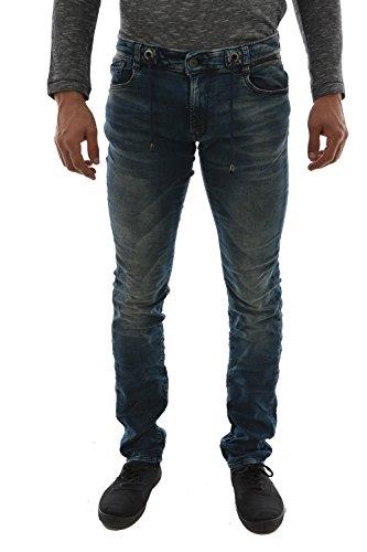 Le Temps des Cerises -  Pantaloni  - Uomo blu 37