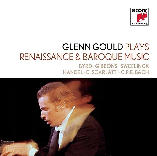 Glenn Gould Collection Vol.18 - Glenn Gould plays Renaissance- & Barockmusik