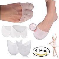 Almohadillas de silicona para dedos de los pies, almohadillas de gel para metatarso – Gel