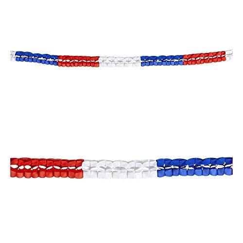 Widmann 05336 Boagrilande Frankreich, Unisex– Erwachsene, Blau/Weiß/Rot