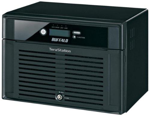 Buffalo Technology Deutschland Buffalo TeraStation Pro TS-6VH12TL/R6-EU 12TB NAS-System mit Festplatten (8,9 cm (3,5 Zoll), 6-Bay, 7200rpm, 32 MB Cache, SATA, USB 3.0) | 5060218471042