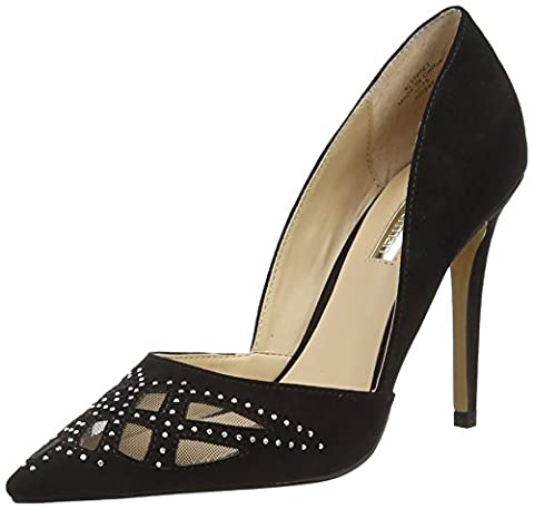 Jane Norman Heel Point Stud, Escarpins femme - Noir - Noir, 39.5